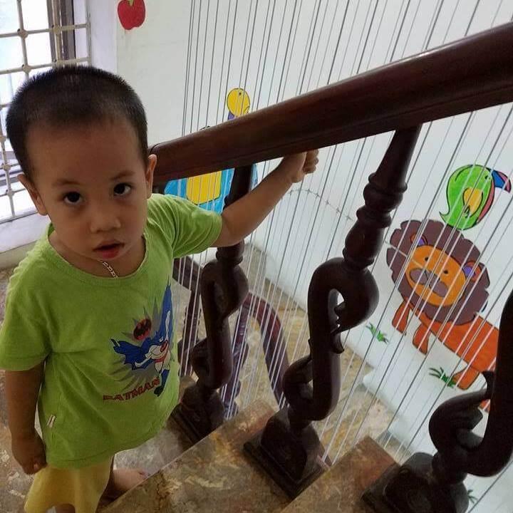 Báo giá lưới an toàn cầu thang Hà Nội