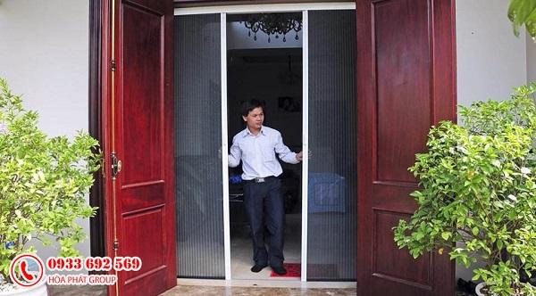 Đơn vị cung cấp cửa lưới chống muỗi dạng lùa tphcm