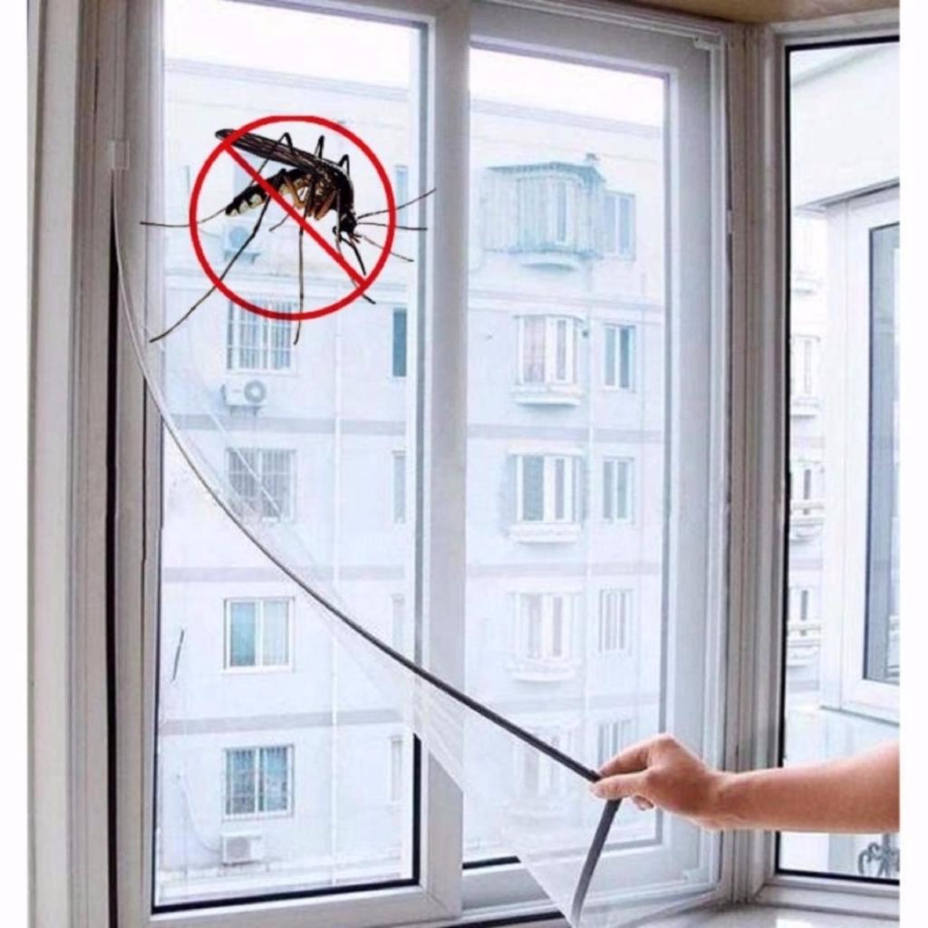 Cấu tạo của cửa lưới chống muỗi, chống côn trùng