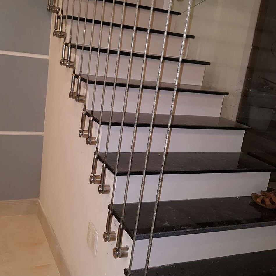 Ưu điểm nổi bật của cáp cầu thang