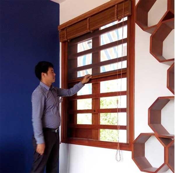 Cửa lưới chống muỗi côn trùng là giải pháp an toàn, tiết kiệm
