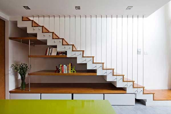 Ưu điểm khi làm cầu thang bằng dây cáp