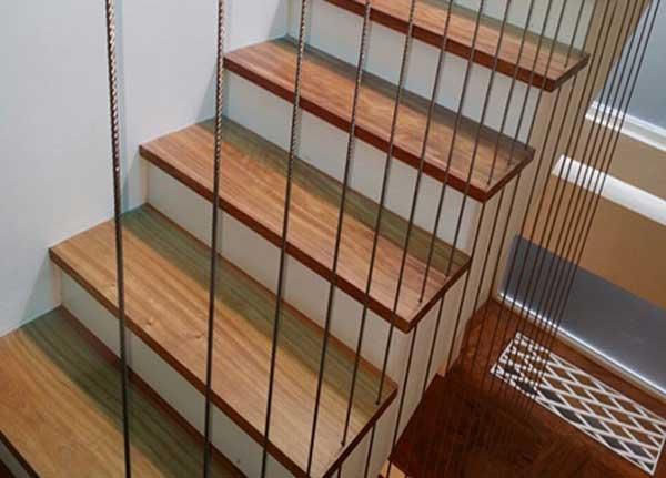 Những lý do nên sử dụng cầu thang dây cáp